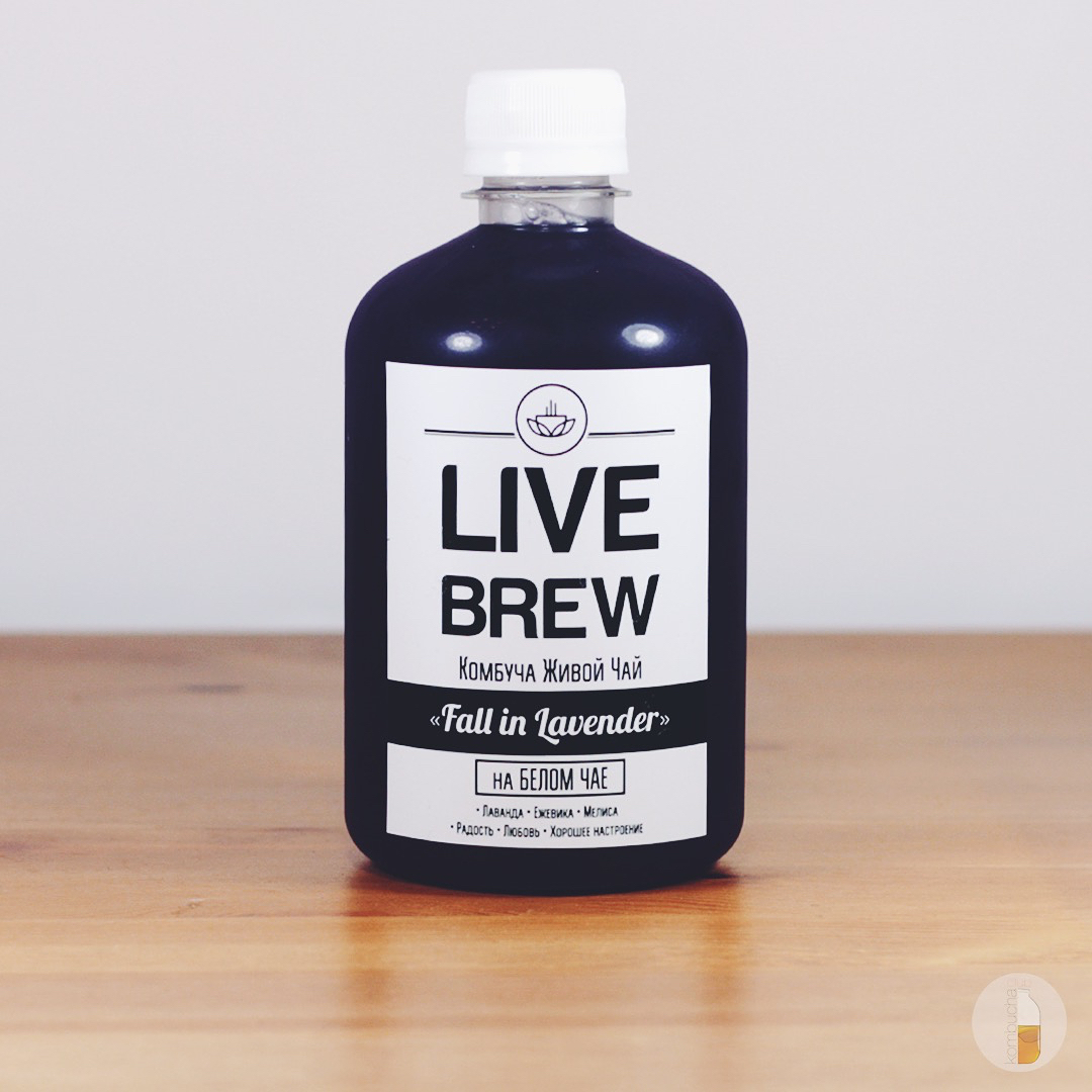 "Live Brew ""Fall in Lavender"""