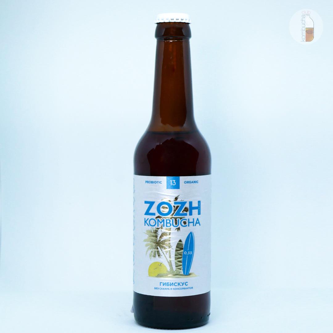 Zozh Kombucha «Гибискус»