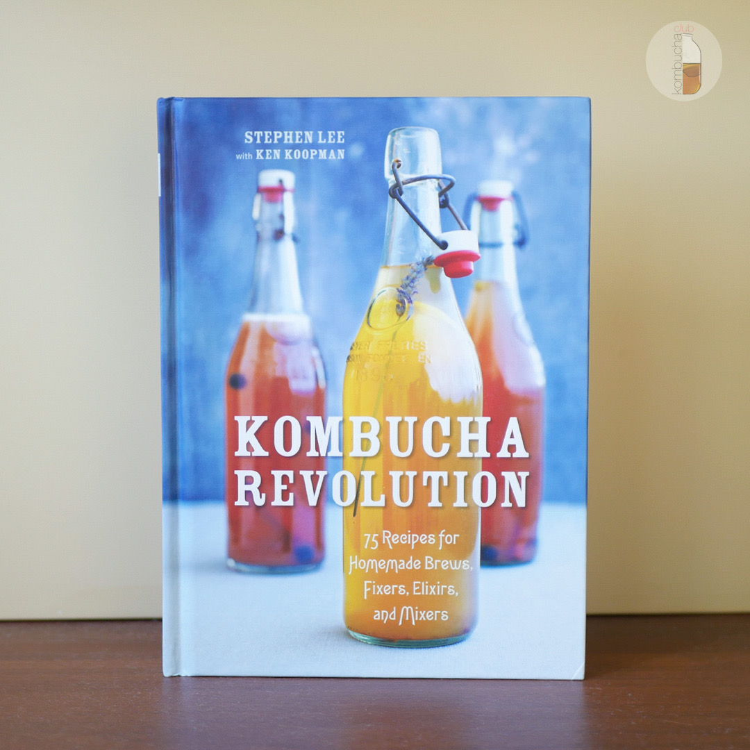 Kombucha Revolution книга