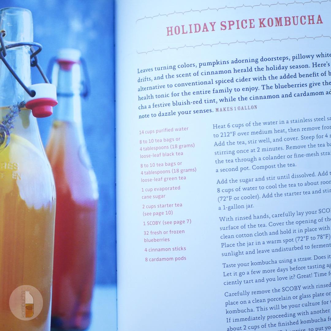 Kombucha Revolution book