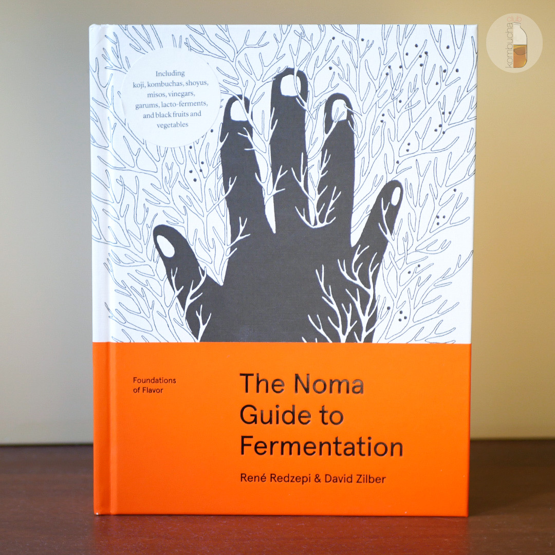 The Noma Guide to Fermentation книга