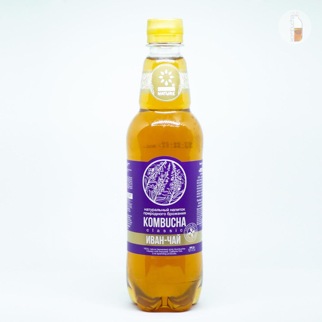 Absolute Nature «Kombucha-Classic» комбуча на иван-чае